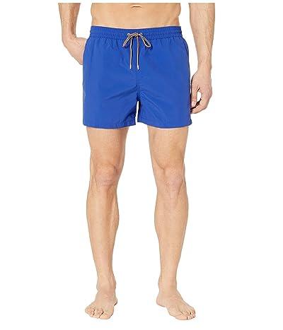 Paul Smith Solid Swim Shorts (Blue) Men
