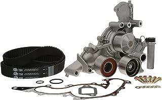Gates TCKWP298 Engine Timing Belt Kit with Water Pump
