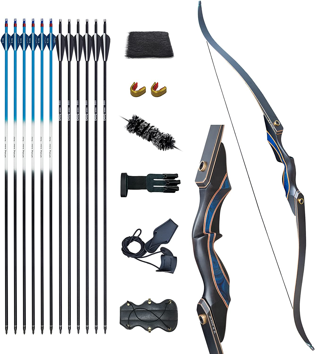 DQ Hunting Bow and Arrow for Bows Adults Archery Recurve Ad low-pricing Brand Cheap Sale Venue Set