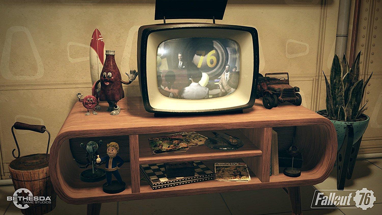 Fallout 76 - Import (AT) PS4 [Importación alemana]: Amazon.es: Videojuegos