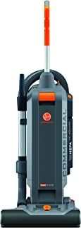 Hoover Commercial CH54115 HushTone Hard-Bagged Upright with Intellibelt, 15