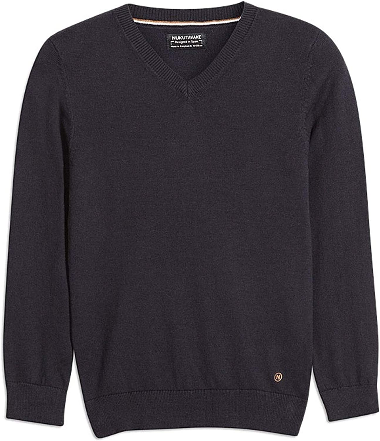 Mayoral - Basic Cotton Sweater for Boys - 0354, Navy