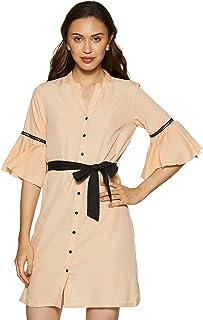 KRAVE Synthetic a-line Dress