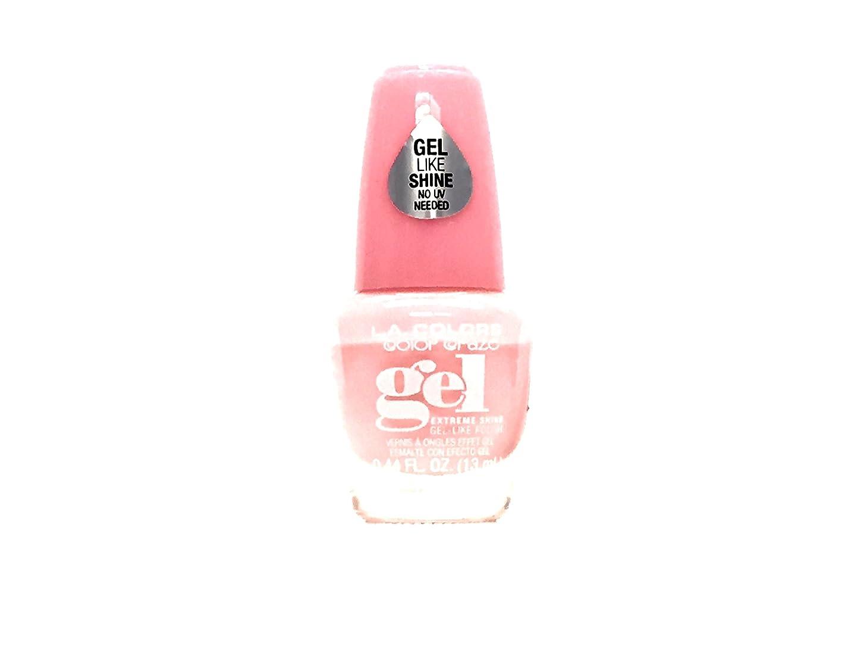 二週間論理会社LA Colors 美容化粧品21 Cnp742美容化粧品21 0.44 fl。 oz。 (13ml) スウィートハート(cnp742)