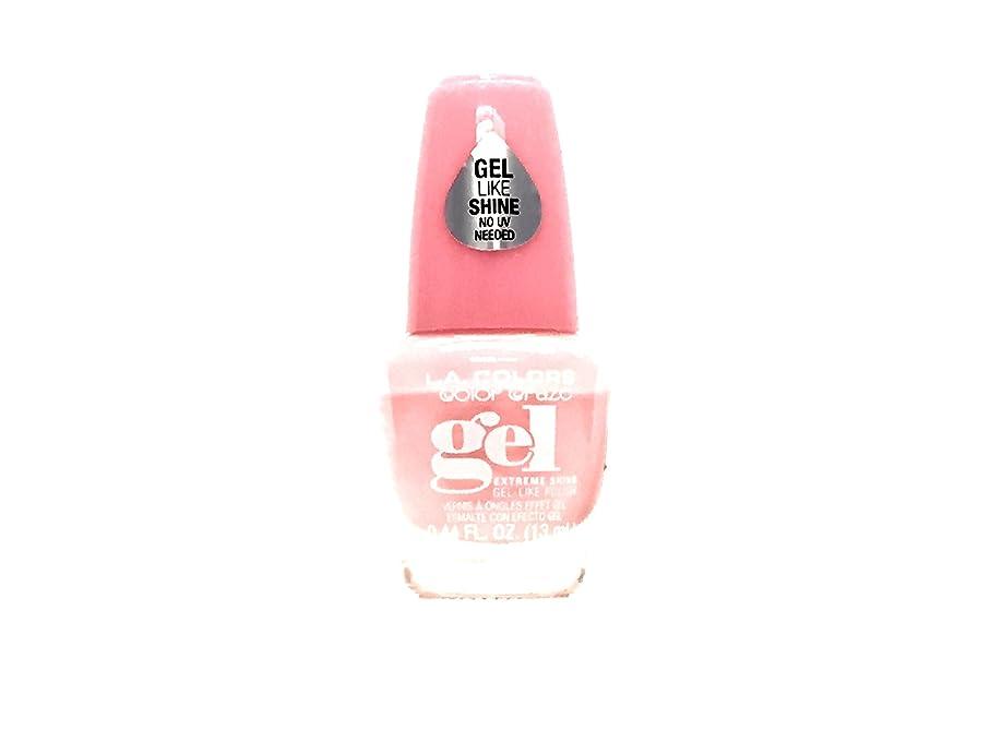 合金ワックスチェスLA Colors 美容化粧品21 Cnp742美容化粧品21 0.44 fl。 oz。 (13ml) スウィートハート(cnp742)