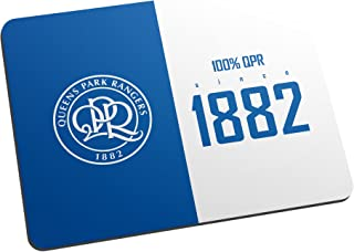 Official Personalised Queens Park Rangers FC 100 Percent Mouse Mat