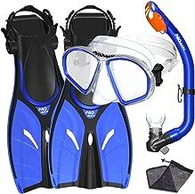 promate junior snorkel set