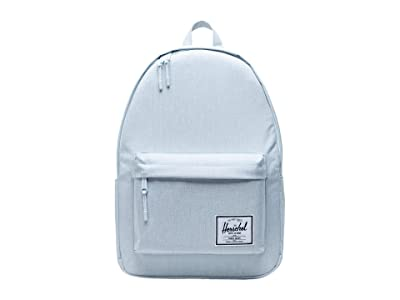 Herschel Supply Co. Classic X-Large (Ballad Blue Pastel Crosshatch) Backpack Bags