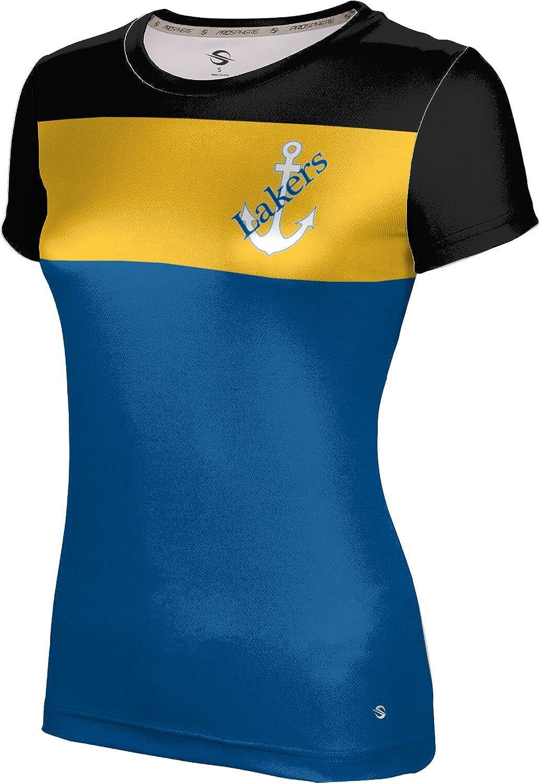 ProSphere Lake Superior State University Girls' Performance T-Shirt (Prime)