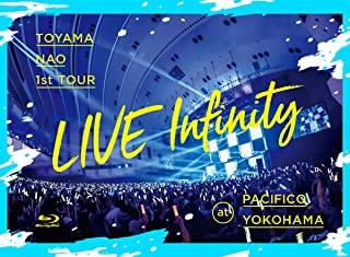 "【Amazon.co.jp限定】1st TOUR ""LIVE Infinity"" at パシフィコ横浜 [Blu-ray] (Amazon.co.jp限定特典 : 缶バッジ2個..."