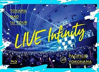 "【Amazon.co.jp限定】1st TOUR ""LIVE Infinity"" at パシフィコ横浜 [Blu-ray] (Amazon.co.jp限定特典 : 缶バッジ2個..."