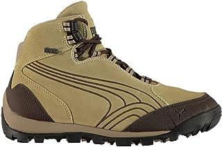 Official Brand Puma Desierto Trainers Mens Shoes Beige Hiking Footwear Sneakers