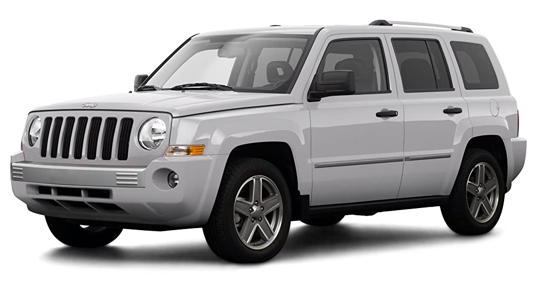 Amazon Com 2008 Jeep Patriot Reviews Images And Specs Vehicles
