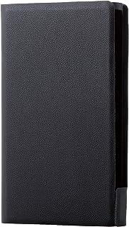 エレコム Walkman A ソフトレザーカバー ブラック AVS-A17PLFUBK