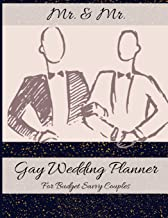 Mr. & Mr. Gay Wedding Planner For Budget Savvy Couples: Same-Sex Wedding Planning Journal For LGBTQ Couples - I'm With Him