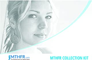 MTHFR Test - Cheek Swab Kit - Methylation