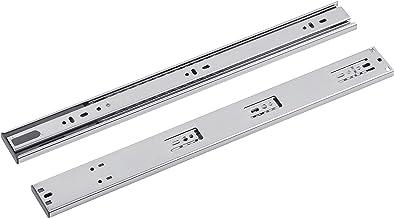 Metafranc Precisie kogelprecisie volledig uittrekbaar - 400 mm lengte - 35 kg draagkracht - Soft-Close demping - licht loo...