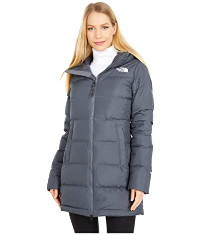 The North Face Gotham Parka (Vanadis Grey) Women