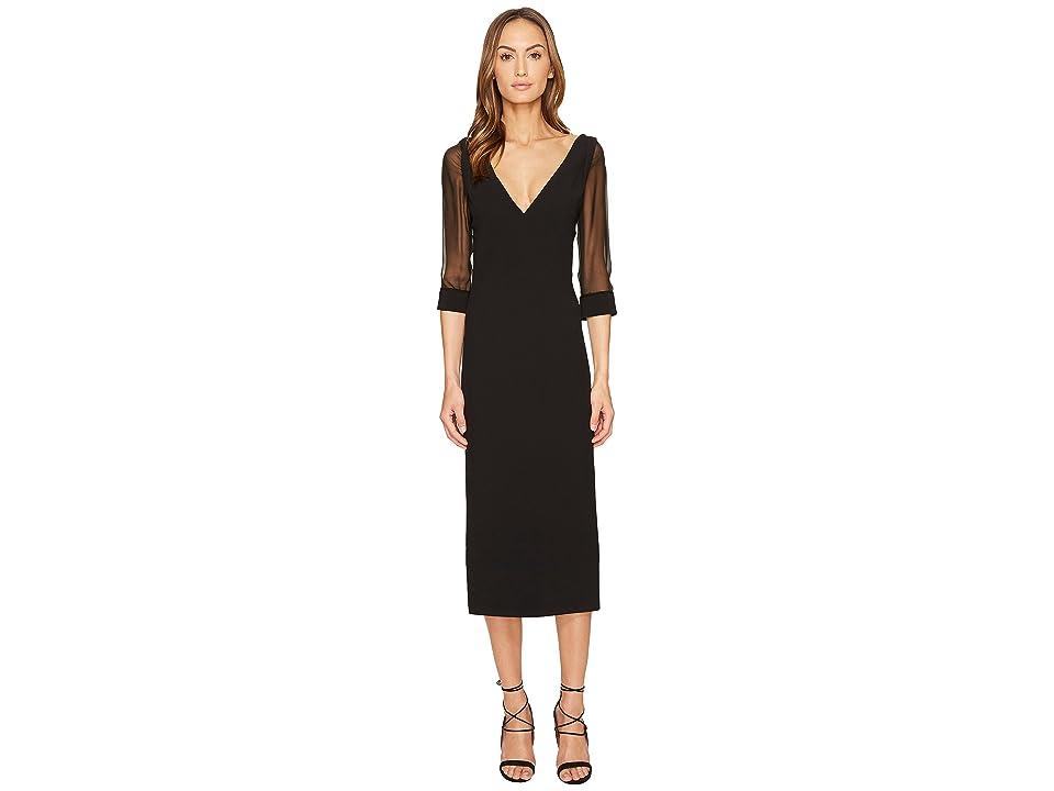 DSQUARED2 Cady Silvia Dress (Black) Women