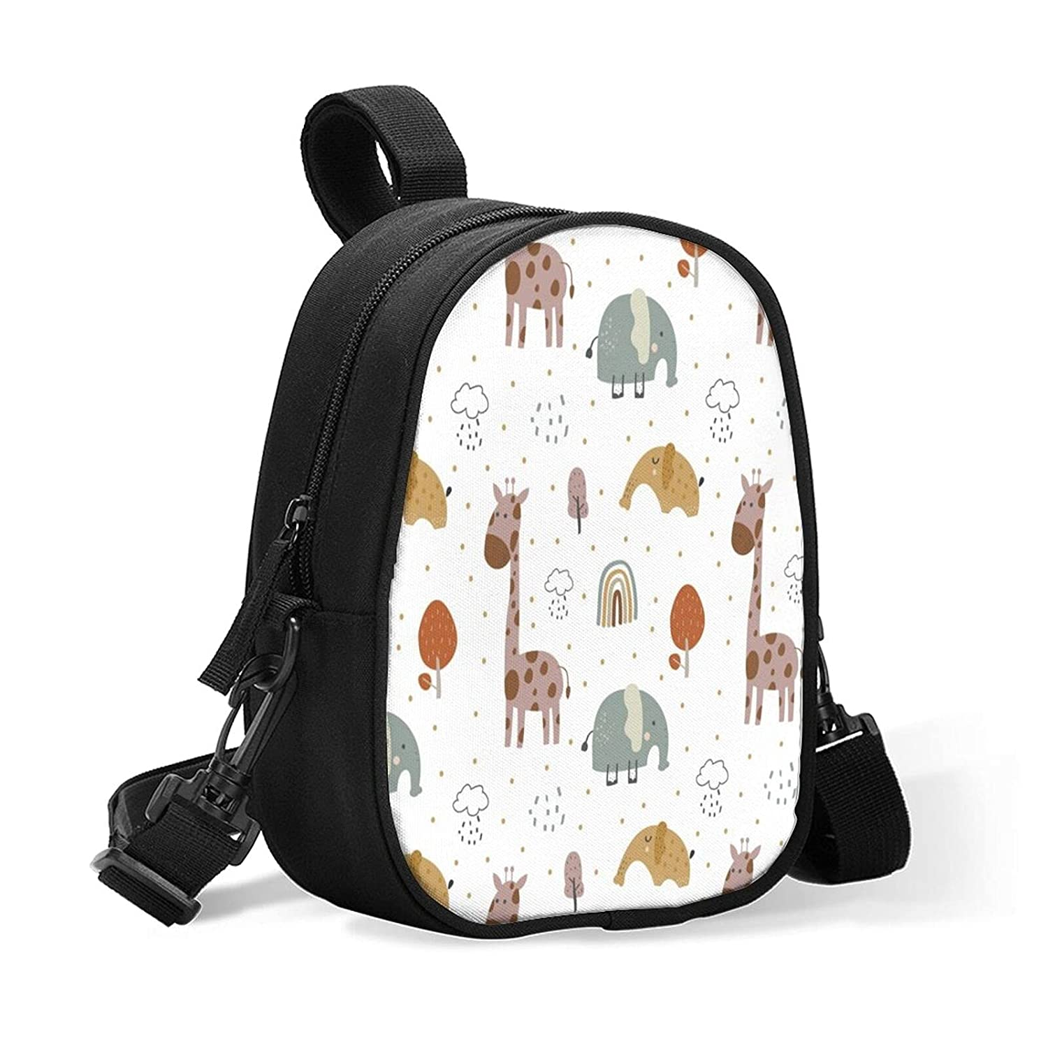 Cute Elephant Bombing free shipping and Ranking TOP16 Giraffe Breastmilk Cooler Baby Travel Bottle
