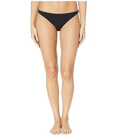 Tory Burch Swimwear Gemini Link Hipster (Black) Women