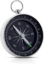 Portable Pocket Compass Explorer Button Compass Bergbeklimmen Kompas voor Outdoor Camping Wandelen Sport Navigatie