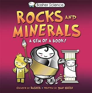 Basher: Rocks & Minerals: A Gem of a Book