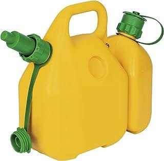 McCulloch 00057-76.164.12 Bidón con Doble Depósito Anti-Desbordante, Standard
