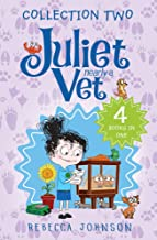 Juliet, Nearly a Vet: Collection Two: 4 Books in One