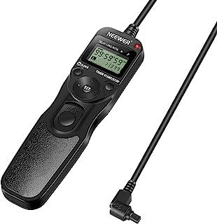 Neewer Timer Remote for Canon 50D, 40D, 30D, 20D, 10D, 5D,1Ds Mark III, 1D Mark III, 1D Mark II N, 1Ds Mark II,1D, 1V, EOS...