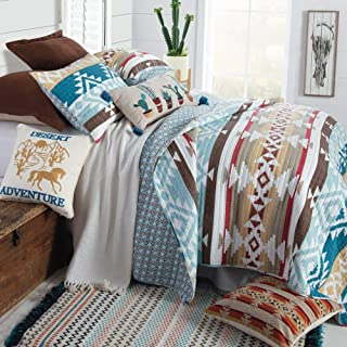 Rod's Canyon Springs Southwest Quilt (King)
