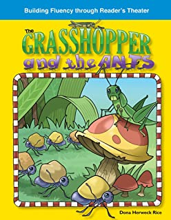 The Grasshopper and the Ants (Fables)