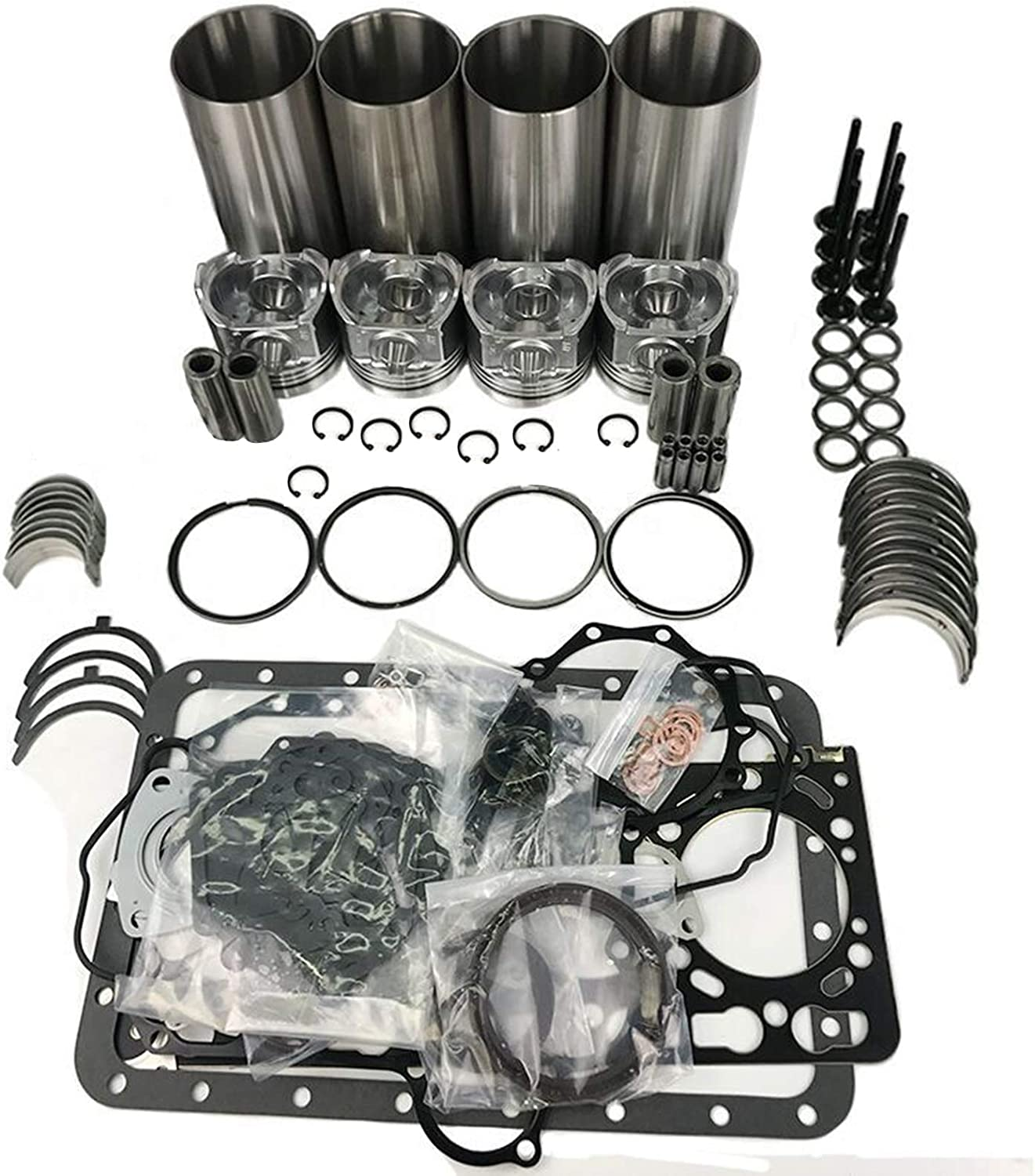 MOKE Max 88% OFF SD22 Overhaul Rebuild Super beauty product restock quality top! Kit with Nissan For Compatible engine