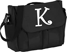 Personalized Diaper Bag Monogram Print Personalized Baby Shower Gift BROAD BAY