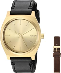 Nixon The Time Teller Pack x The Double Strap Pack Collection