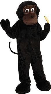 Forum Novelties Men's Plush Gorilla Mascot Costume