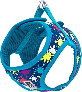 RC Pets Step In Cirque Soft Walking Dog Harness, Small, Splatter