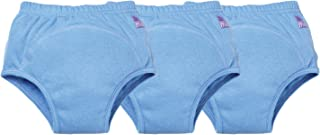 Bambino Mio,  Potty Training Pants,  Blue,  3+ Years,  3 Count