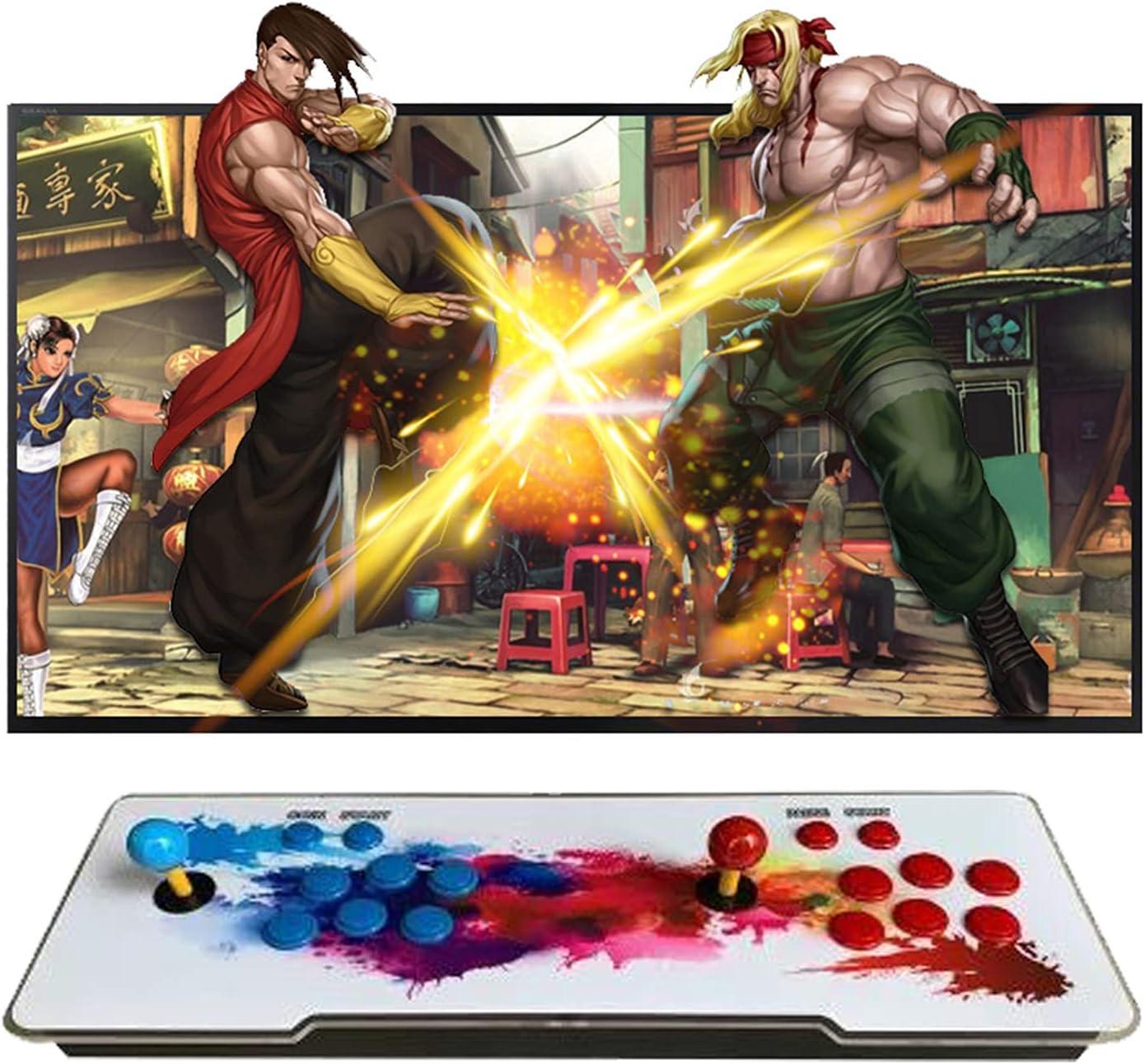 TANCEQI 4260 Games in 1 Arcade Game Cla Super sale Box 9S Bombing free shipping Pandora's Console