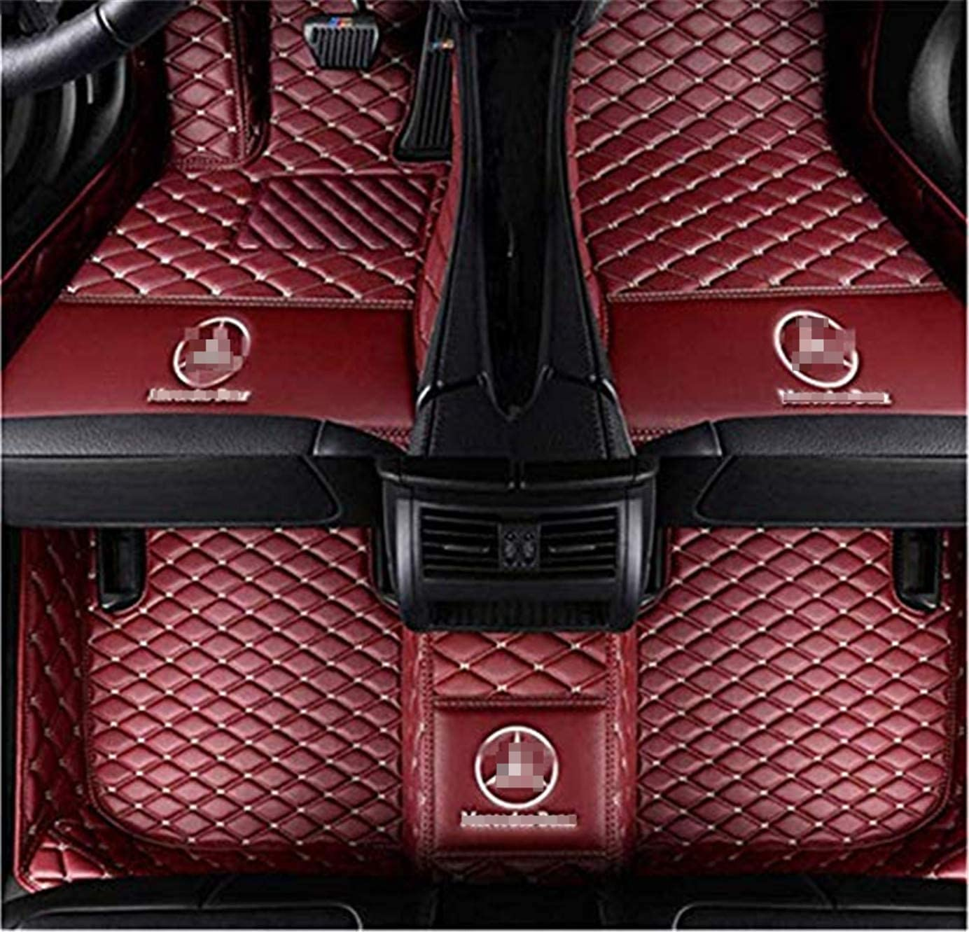 Custom Floor mat for Mercedes-Benz S-Class S Fashion OFFicial S350 S300 S280 S320