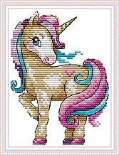Kit de Bordar DMC-Mi primer Puntadas-Para Niños De 6+ el Unicornio