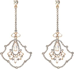 Kate Spade New York - Cascade Linear Drop Earrings