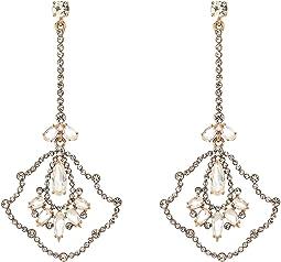 Kate Spade New York - Cascade Linear Drop Earrings