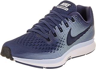 80e149a8d3e Nike Women s Air Zoom Pegasus 34 Running Shoe Blue Recall Obsidian-Royal  Tint-