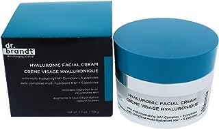 Dr. Brandt Hyaluronic Facial Cream, 50 g