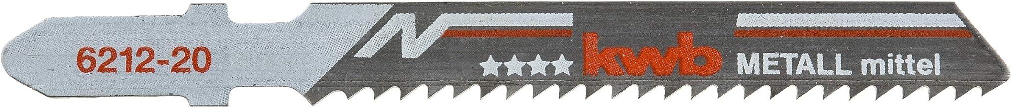 Einhell 49621220 Pack de 2 Sierra de calar para Metal, Med s20, Set de 2 Piezas