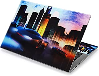 City Car 12.1 13 13.3 14 15 15.4 15.6 Inches Personalized Laptop Skin Sticker Decal Universal Netbook Skin Sticker Reusabl...