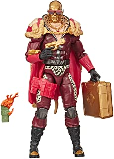 G.I. Joe Classified Series 6 Inch Profit Director Destro – Collectible Action Figures and kids toys – Ages 4+