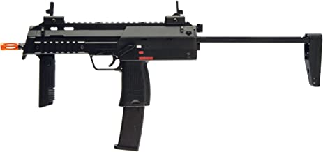 Elite Force HK Heckler & Koch MP7 GBB Automatic 6mm BB Rifle Airsoft Gun, Black