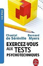 Livres Exercez-vous aux tests psychotechniques PDF